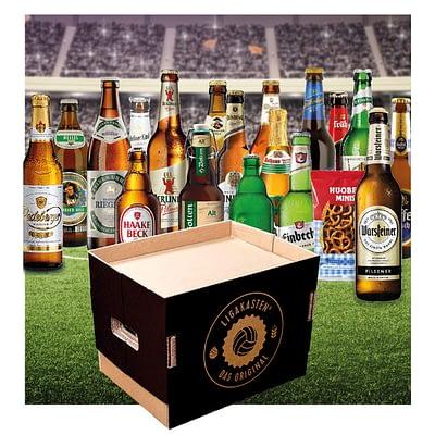 Erstligakasten 18 Städte 18 Biere