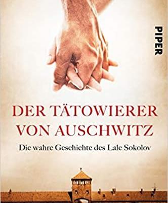 Der Tätowierer von Auschwitz   Buch