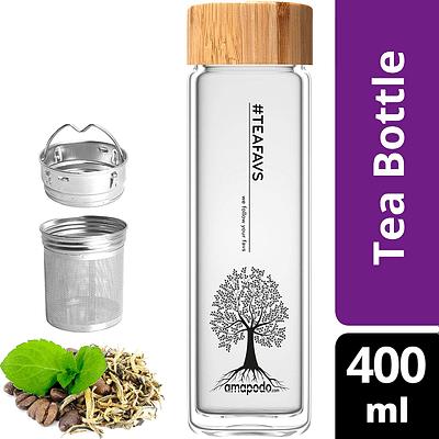 Tea Maker Flasche