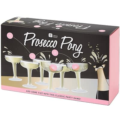 Prosecco Pong Party Spiel