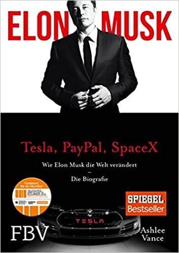 Elon Musk Biografie